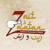 Zait and Zaatar Logo
