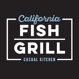 California Fish Grill - Anaheim Disney Logo