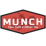 Munch Thai Food & Sweet Tea Logo