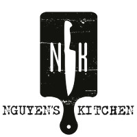 Nguyen's Kitchen - Orange Logo