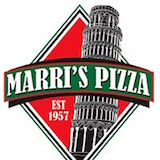Marri's Pizza Logo