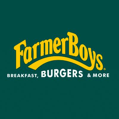 Farmer Boys - N. Batavia St.  Logo