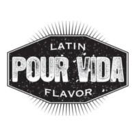 Pour Vida Latin Flavor Logo