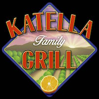Katella Family Grill Logo