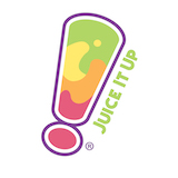 Juice It Up! - Santa Ana Logo