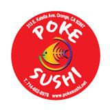 Poke Sushi  313 E Katella Ave Logo