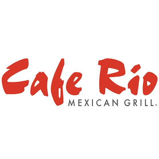 Cafe Rio (18415 Yorba Linda Blvd.) Logo