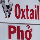 Oxtail Pho Logo
