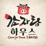 Gam Ja Tang House Logo