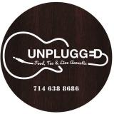 Unplugged Cafe Logo