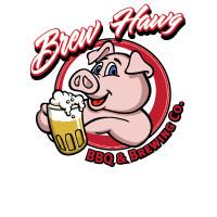 Brew Hawg BBQ & Brewing Co Logo