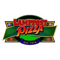 Lamppost Pizza - Orange Logo
