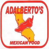 Adalberto's Mexican Food - Santa Ana, CA Logo