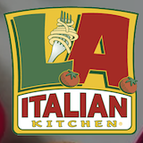 L.A. Italian Kitchen Orange Logo