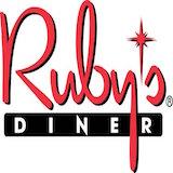 Ruby's Diner (Tustin) Logo