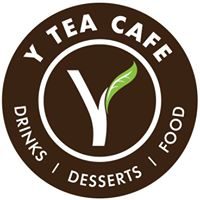 Y Tea Cafe Logo