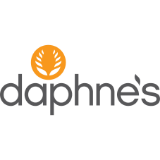 Daphne's California Greek Logo