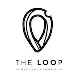 The Loop: Handcrafted Churros Logo