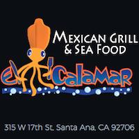 El calamar Logo