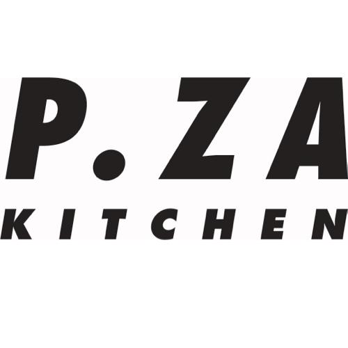 P.ZA -  Huntington Beach Logo