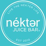Nekter Juice Bar (3959 Portola Pkwy.) Logo