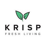 KRISP Fresh Living Logo