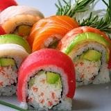 Orange Roll & Sushi (Tustin) Logo