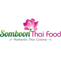 Somboon Thai Food Logo