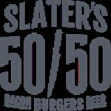 Slater's 50/50 - Huntington Beach Logo