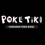 Poke Tiki (Costa Mesa) Logo