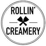 Rollin' Creamery Logo