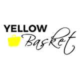 Yellow Basket Santa Ana Logo