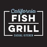 California Fish Grill - Crossroads Logo