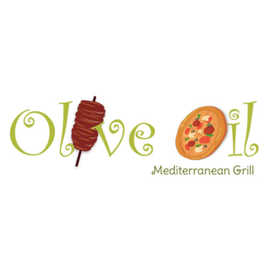 Olive Oil Mediterranean Grill Logo