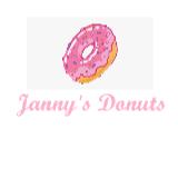 Janny's Donuts Logo