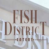 Fish District (Irvine) Logo