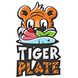 TIGER PLATE Logo