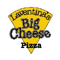 Laventina's Big Cheese Pizza Logo