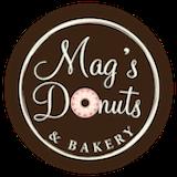 Mag's Donuts & Bakery Logo