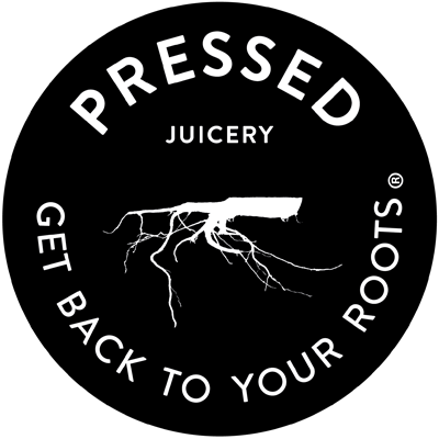 Pressed Juicery- Fashion Island Logo