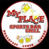 My Place Sports Bar & Grill Logo