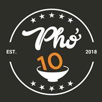 Pho 10 Logo