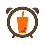 It's Boba Time Logo