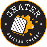 Grater Grilled Cheese - Huntington Beach Logo