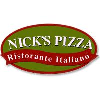 Nick's Pizza Ristorante Italiano Logo