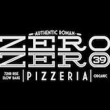 Zero Zero Pizzeria Logo