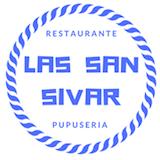 Pupuseria y Restaurant San Sivar Logo