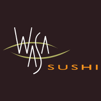 Wasa Sushi on The Bluffs Logo