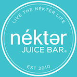 Nekter Juice Bar (HarborView Shopping Center1620 San Miguel Dr.) Logo
