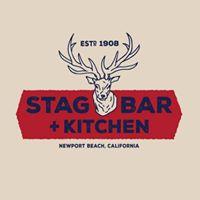 The Stag Bar + Kitchen Logo